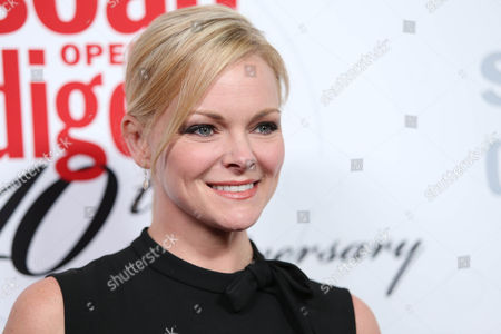 Martha Madison arrives at the 40th Anniversary of Soap Opera Digest at The Argyle Hollywood, in Los Angeles