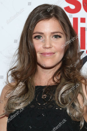 Stock Image of Mara McCaffray arrives at the 40th Anniversary of Soap Opera Digest at The Argyle Hollywood, in Los Angeles