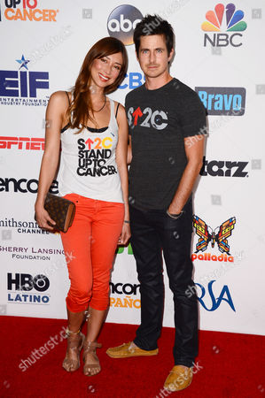Editorial image of 4th Annual Stand Up 2 Cancer Live Benefit, Los Angeles, USA