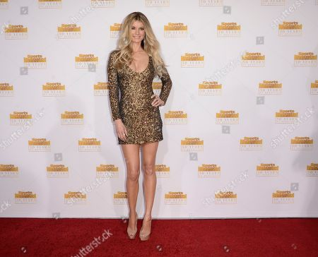 """Model Marisa Miller arrives at the """"50 Years of Beautiful"""" television event celebrating the Sports Illustrated Swimsuit Issue's 50th Anniversary at the Dolby Theatre on in Los Angeles"""