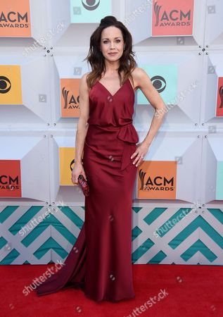 Editorial photo of 51st Annual Academy Of Country Music Awards - Arrivals, Las Vegas, USA