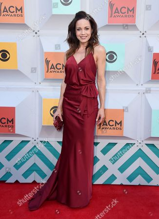 Editorial picture of 51st Annual Academy Of Country Music Awards - Arrivals, Las Vegas, USA