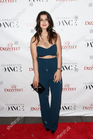 Stock Picture of Kathrine Herzer attends The Dizzy Feet Foundation's 5th Annual Celebration of Dance Gala held at Club Nokia, in Los Angeles