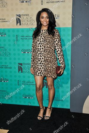 Editorial picture of 5th Annual ESSENCE Black Women in Music Event, West Hollywood, USA
