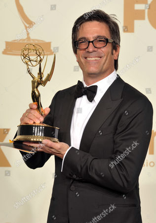 Editorial picture of 63rd Primetime Emmy Awards - Press Room, Los Angeles, USA