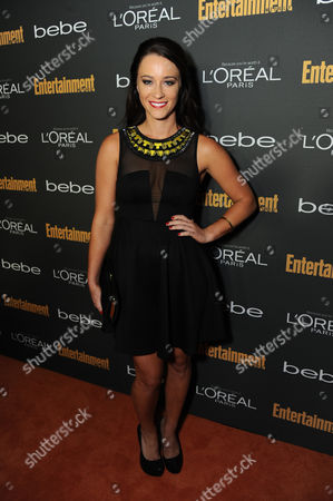 Editorial image of 65th Primetime Emmy Awards Entertainment Weekly Pre-Emmy Party, presented by L'Oreal Paris and bebe - Red Carpet, Los Angeles, USA