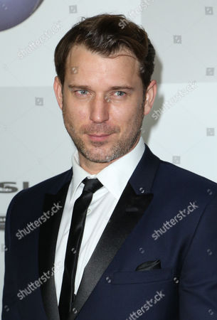 Wil Traval arrives at the NBCUniversal Golden Globes afterparty, at the Beverly Hilton Hotel in Beverly Hills, Calif