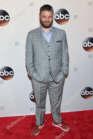 Jay Ferguson attends the ABC 2016 Network Upfront Presentation at David Geffen Hall, in New York