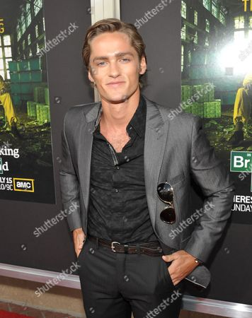 """Alex Heartman attends AMC's """"Breaking Bad"""" Premiere and After Party on in San Diego, CA"""