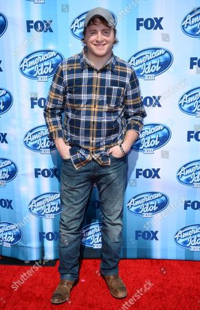 Editorial photo of American Idol XIII Finale - Arrivals, Los Angeles, USA