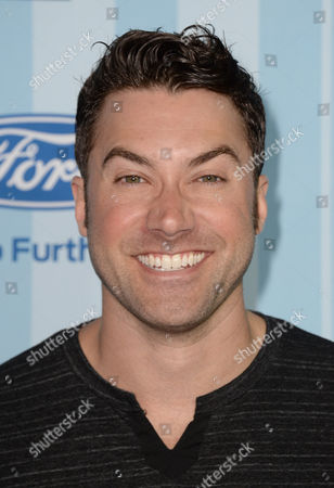 Ace Young arrives at the American Idol XIII premiere event, at UCLA, Royce Hall on in Los Angeles