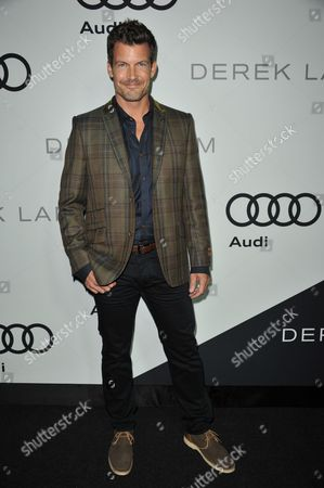 Mark Deklin attends the Audi and Derek Lam Emmy Week Kick-Off at Cecconi's, in Los Angeles