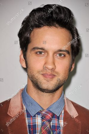 Michael Steger attends the Audi and Derek Lam Emmy Week Kick-Off at Cecconi's, in Los Angeles