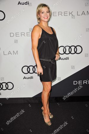 Stacey Tookey attends the Audi and Derek Lam Emmy Week Kick-Off at Cecconi's, in Los Angeles