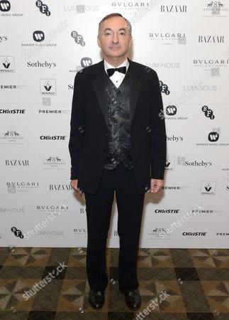 Peter Kosminsky attends BFI Luminous Fundraising Gala, in London