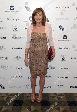 Joyce Reuben attends BFI Luminous Fundraising Gala, in London