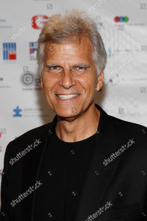Mark Spitz arrives at the Annual Charity Day hosted by Cantor Fitzgerald and BGC Partners, on in New York