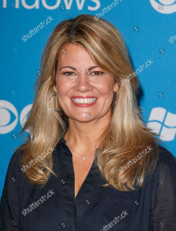 Lisa Whelchel attends the CBS 2012 Fall Premiere Party at Greystone Manor on in West Hollywood, Calif