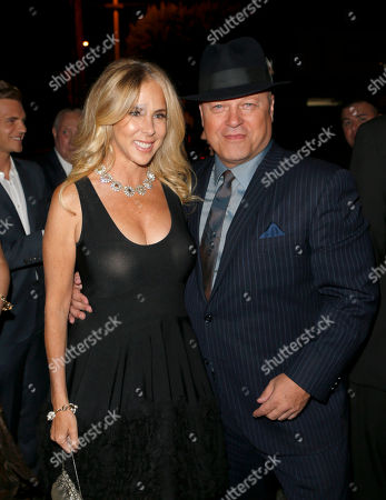 Editorial photo of CBS 2012 Fall Premiere Party, West Hollywood, USA