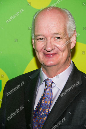 Colin Mochrie attends the CW Upfront on in New York