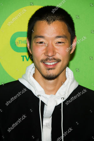 Aaron Yoo attends the CW Upfront on in New York