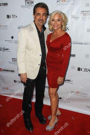 Editorial picture of Denim and Diamonds Fundraiser, Malibu, USA