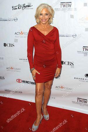 Stock Photo of Nancy Alspaugh-Jackson attends the Denim and Diamonds fundraiser at Calamigos Ranch, in Malibu, Calif