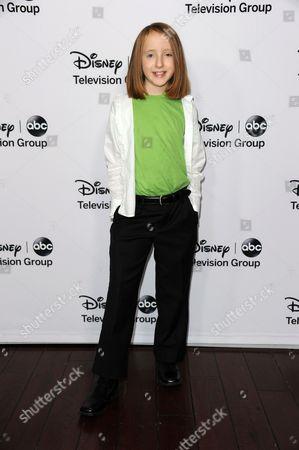 Ian Patrick attends the Disney ABC Winter TCA Tour at the Langham Huntington Hotel, in Pasadena, Calif