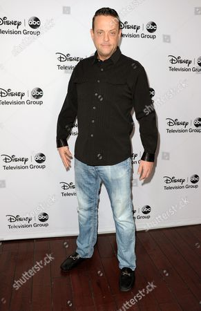 Stock Picture of Lenny Venito attends the Disney ABC Winter TCA Tour at the Langham Huntington Hotel, in Pasadena, Calif