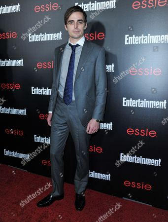 Jacob A. Ware arrives at the Entertainment Weekly Screen Actors Guild Party at the Chateau Marmont on in Los Angeles