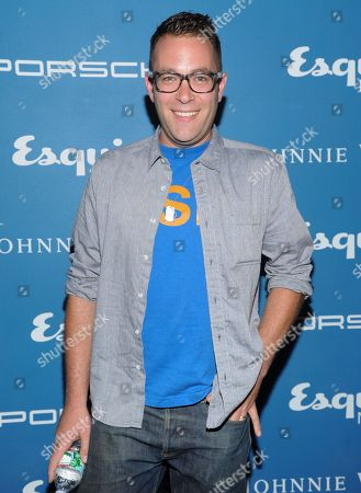 Chef Ilan Hall attends the Esquire 80th Anniversary and Network Launch Event on in New York