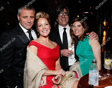 Editorial image of Fox Golden Globes Party, Beverly Hills, USA