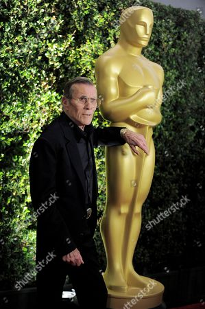 Hal Needham arrives at the 4th Annual Governors Awards at Hollywood and Highland Center's Ray Dolby Ballroom, in Los Angeles