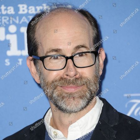Brian Huskey arrives at the 30th Santa Barbara International Film Festival Cinema Vanguard Award ceremony, in Santa Barbara, Calif