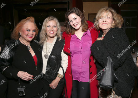 Carol Connors, Merrie Lynn, Ragnhild Bjoergen and Brenda Vaccaro attend LA Opera's Hercules vs Vampires Opening Night at the Dorothy Chandler Pavilion on in Los Angeles
