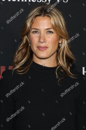 Jessica Lindsey attends the premiere of Pantelion Films and Participant Media's 'Cesar Chavez' at TCL Chinese Theatre on in Los Angeles