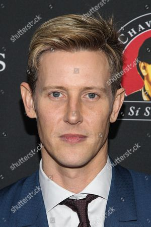 Gabriel Mann attends the premiere of Pantelion Films and Participant Media's 'Cesar Chavez' at TCL Chinese Theatre on in Los Angeles