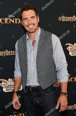 """Editorial photo of LA Premiere of """"Descendants"""" - Arrivals, Burbank, USA"""