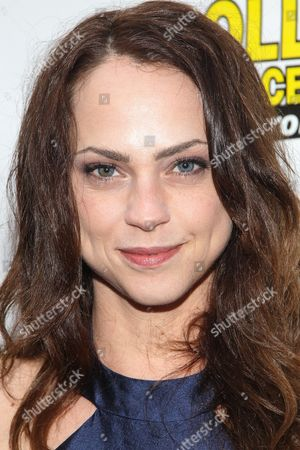 """Actress Fiona Dourif arrives at the premiere of """"Gutshot Straight"""" on in Los Angeles"""