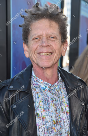 """Blondie Chaplin arrives at the LA Premiere Of """"Love & Mercy"""" at the Samuel Goldwyn Theater, in Beverly Hills, Calif"""