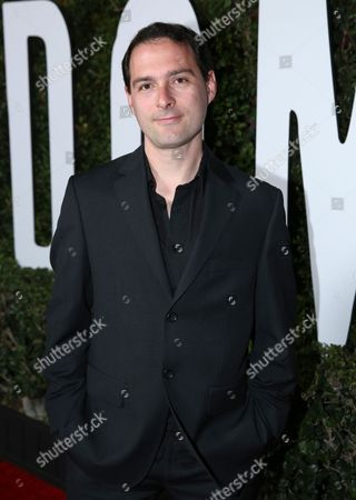 "Alex Heffes arrives at the Los Angeles premiere of ""Mandela: Long Walk to Freedom"" at the ArcLight Hollywood Cinerama Dome on"