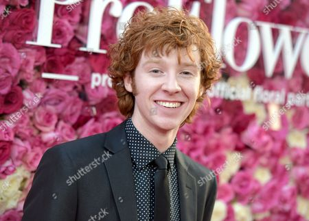 """Stock Photo of Grayson Russell arrives at the Los Angeles premiere of """"Mother's Day"""" at the TCL Chinese Theatre on"""