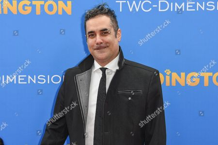 Nick Urata arrives at the Los Angeles Premiere of Paddington at the TCL Chinese Theatre, in Los Angeles