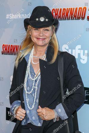 "Editorial photo of LA Premiere of ""Sharknado 3: Oh Hell No!"", Los Angeles, USA"