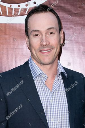 "Chris Klein arrives at the LA Premiere of ""Where Hope Grows"" held at Arclight Cinemas Hollywood on in Los Angeles"