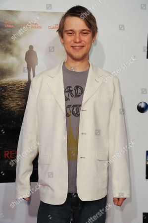 """J. Michael Trautmann arrives at the LA premiere of """"A Resurrection"""" at the ArcLight Cinemas on in Los Angeles"""