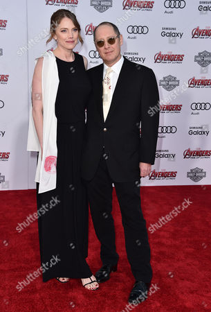 Editorial image of LA Premiere Of Avengers: Age Of Ultron - Arrivals, Los Angeles, USA