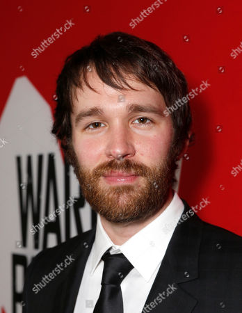 """Stock Photo of Isaac Marion attends the LA Premiere of """"Warm Bodies"""" at the ArcLight Cinerama Dome on in Los Angeles, California"""