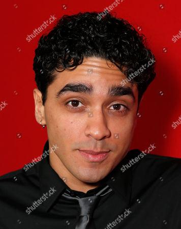 """EJ Bonilla attend the LA Premiere of """"Warm Bodies"""" at the ArcLight Cinerama Dome on in Los Angeles, California"""