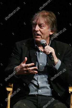 """Sound Mixer Andy Nelson seen at Lionsgate's """"La La Land"""" screening and crafts conversations at NeueHouse Hollywood, in Los Angeles, CA"""